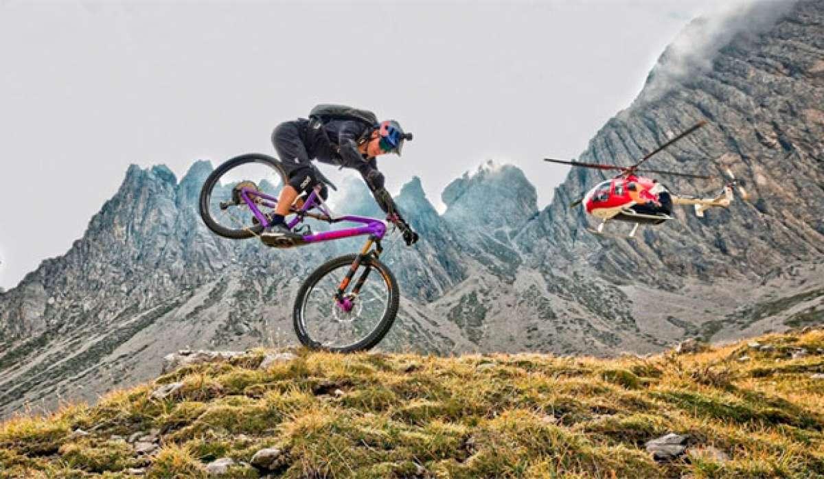 En TodoMountainBike: Rodando en los Dolomitas (Italia) con Fabio Wibmer