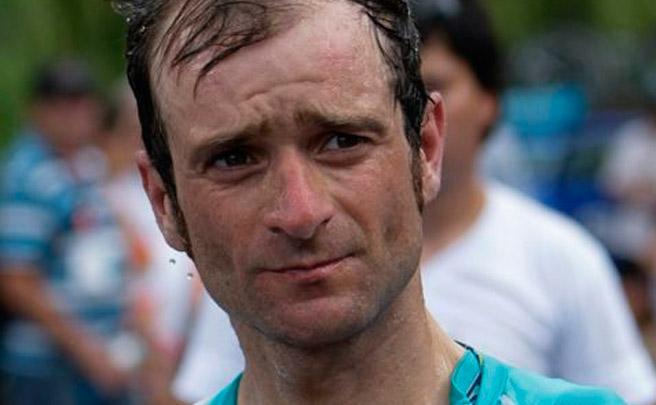 Fallece, atropellado mientras entrenaba, el campeón del Giro Michele Scarponi