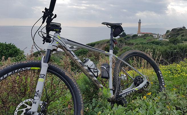 La foto del día en TodoMountainBike: 'Faro de Punta Carnero'