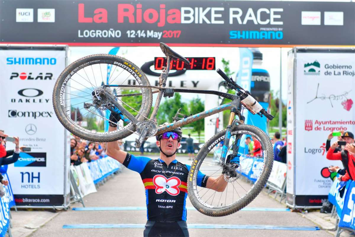 En TodoMountainBike: Fechas para La Rioja Bike Race 2018: los días 11, 12 y 13 de mayo