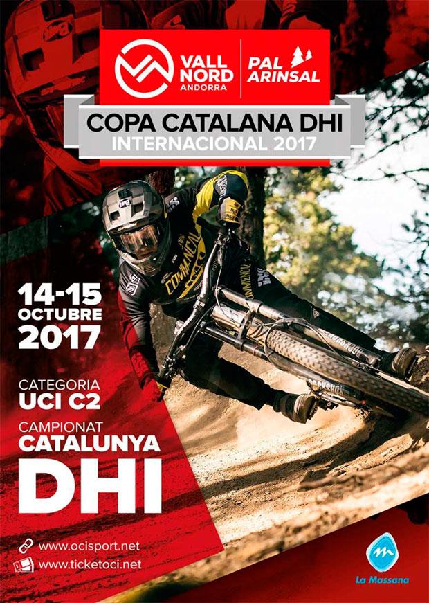 En TodoMountainBike: Todo a punto para la final de la Copa Catalana Internacional DHI 2017 en Vallnord