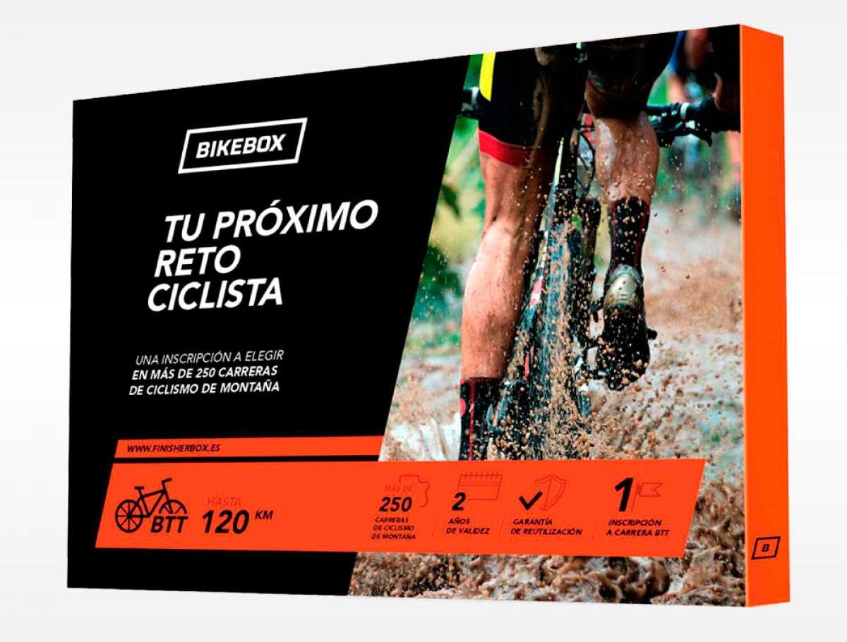 FinisherBox, la primera caja de experiencias dirigida a amantes del running, el ciclismo y el triatlón