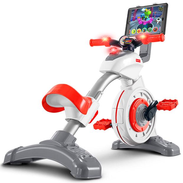 En TodoMountainBike: Fisher-Price SmartCycle, un juguete saludable para que los niños aprendan mientras pedalean