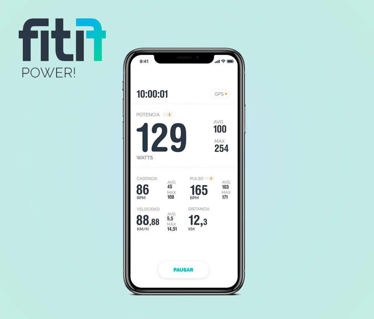 Medición de potencia al alcance de todos con la aplicación Fitif Power!
