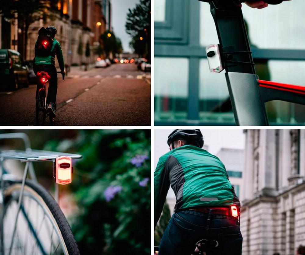 En TodoMountainBike: See Sense ACE, el foco con inteligencia artificial que vela por la seguridad del ciclista