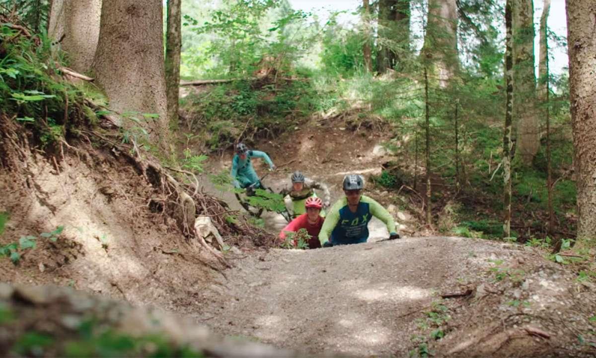 En TodoMountainBike: Rodando con los integrantes del Focus Trail Team por el Bikepark Oberammergau