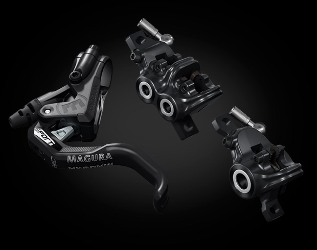 En TodoMountainBike: Magura MT Trail Sport: 4+2 pistones para unos frenos de alto rendimiento a precio ajustado
