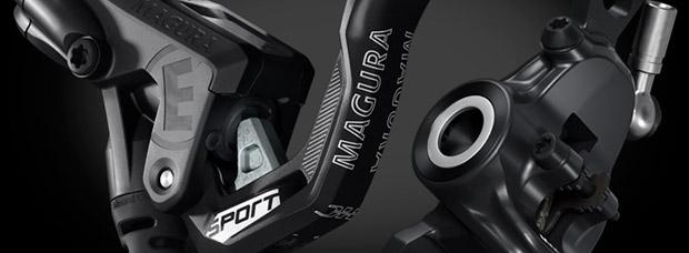 Magura MT Trail Sport: 4+2 pistones para unos frenos de alto rendimiento a precio ajustado