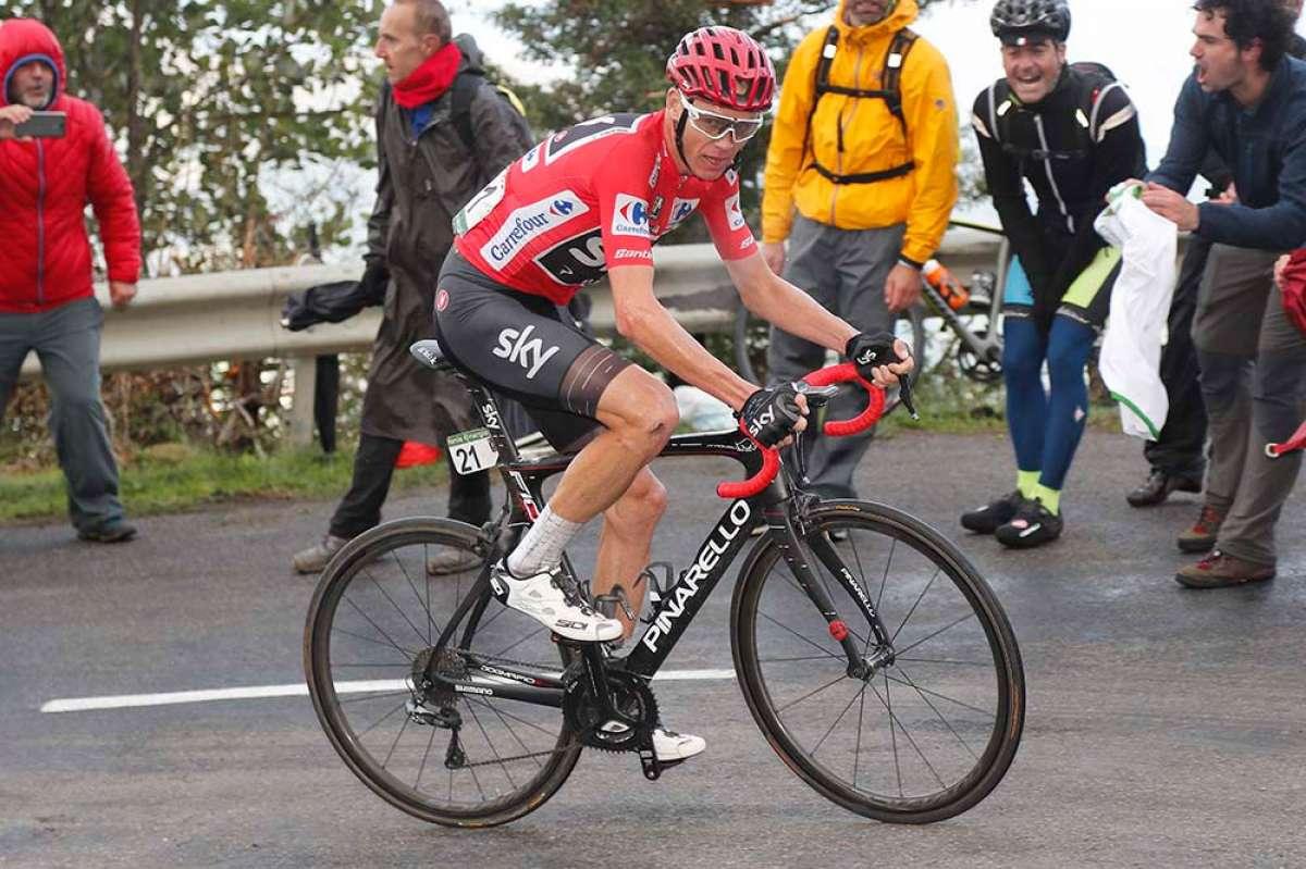 Así funciona (y se aplica) el Ventolín, el inhalador supuestamente utilizado por Froome en la Vuelta a España 2017