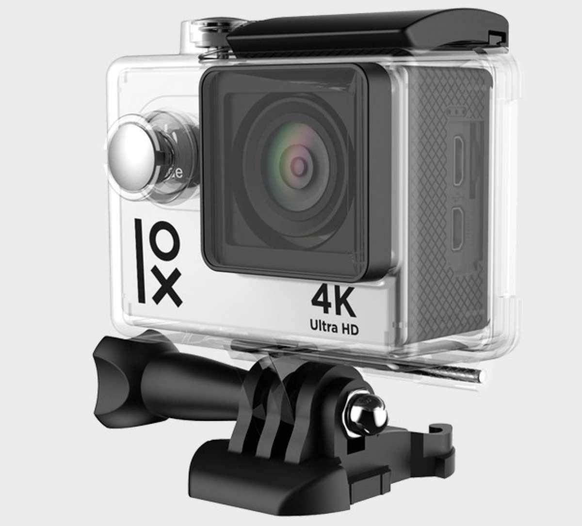 En TodoMountainBike: La cámara de acción Primux Sporty 4K (69€) en un dron, en una moto y en una bicicleta