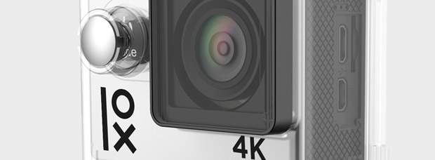 La cámara de acción Primux Sporty 4K (69€) en un dron, en una moto y en una bicicleta