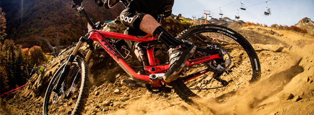 Así funciona el sistema Active Braking Pivot de las bicicletas dobles de Trek
