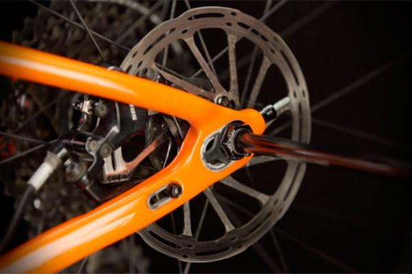 Así funciona el sistema de puntera ajustable Stranglehold de las bicicletas de Trek