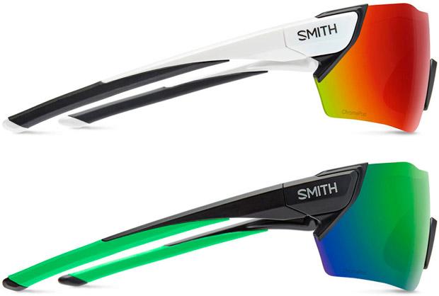 En TodoMountainBike: Cambio de lentes ultrarrápido (y magnético) con las gafas Smith Attack y Attack Max