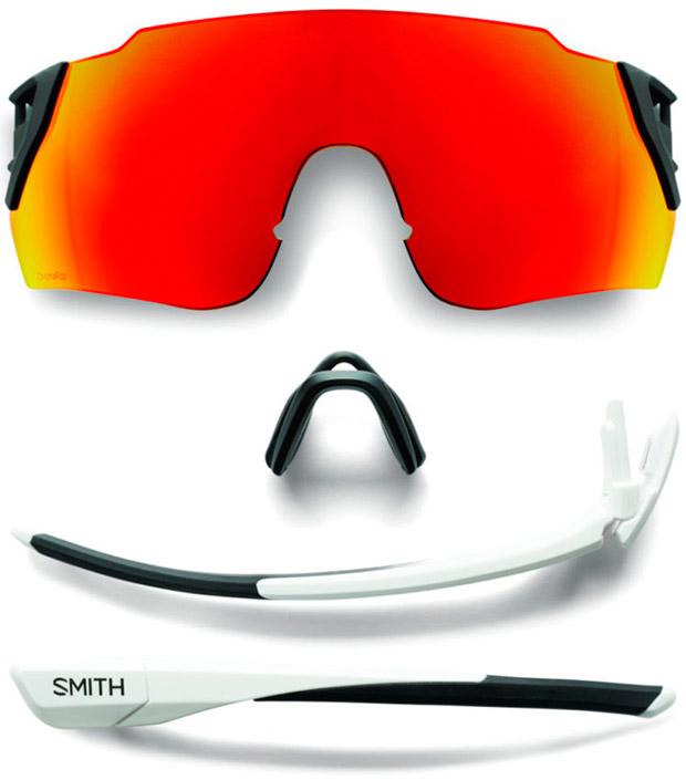 Cambio de lentes ultrarrápido (y magnético) con las gafas Smith Attack y Attack Max