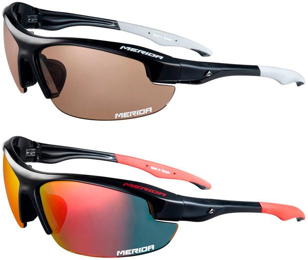 En TodoMountainBike: Nueva y económica gama de gafas para ciclistas de Merida Bikes