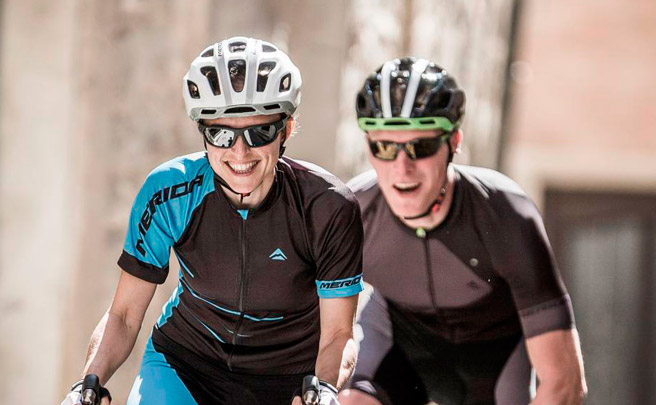 Nueva y económica gama de gafas para ciclistas de Merida Bikes
