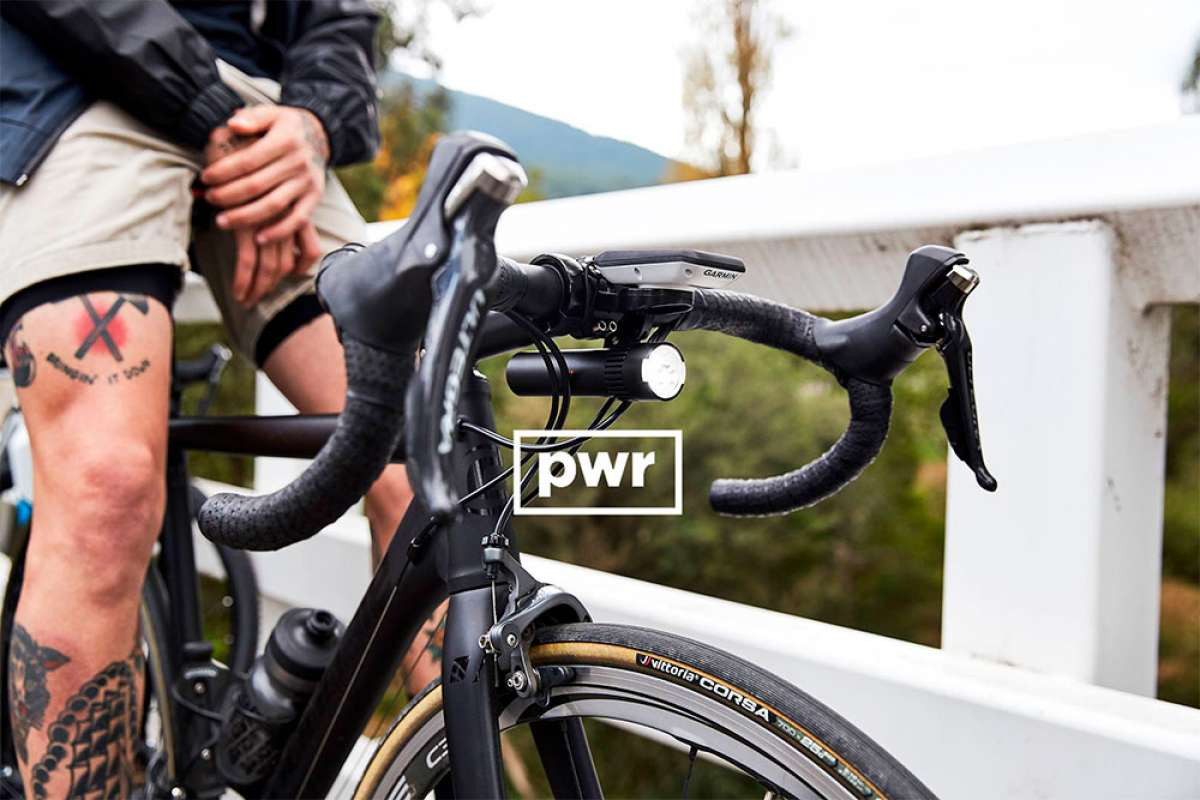 Knog PWR, luces para bicicletas en un práctico sistema modular de funcionalidad actualizable