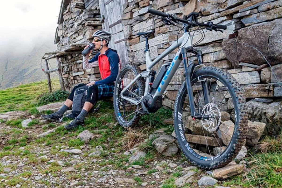 Para bicicletas eléctricas de montaña: nueva gama de ruedas DT Swiss Hybrid