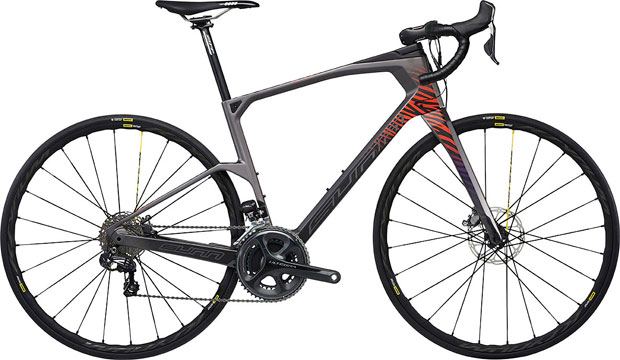 En TodoMountainBike: Sunn Special, estética innovadora para la gama 2018 de bicicletas de carretera (y Gravel) de la firma