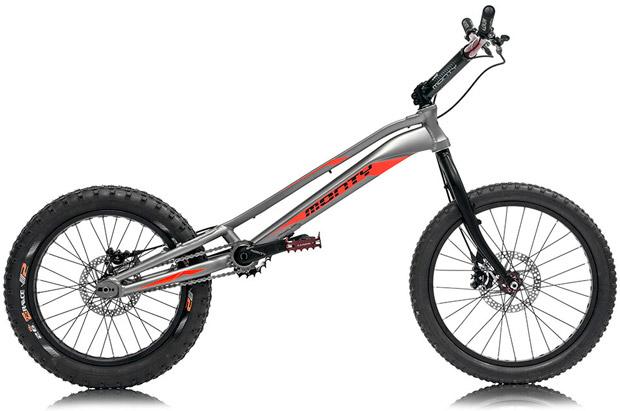 En TodoMountainBike: Monty Kaizen, una nueva gama de bicicletas de Trial con un denominador común: evolución