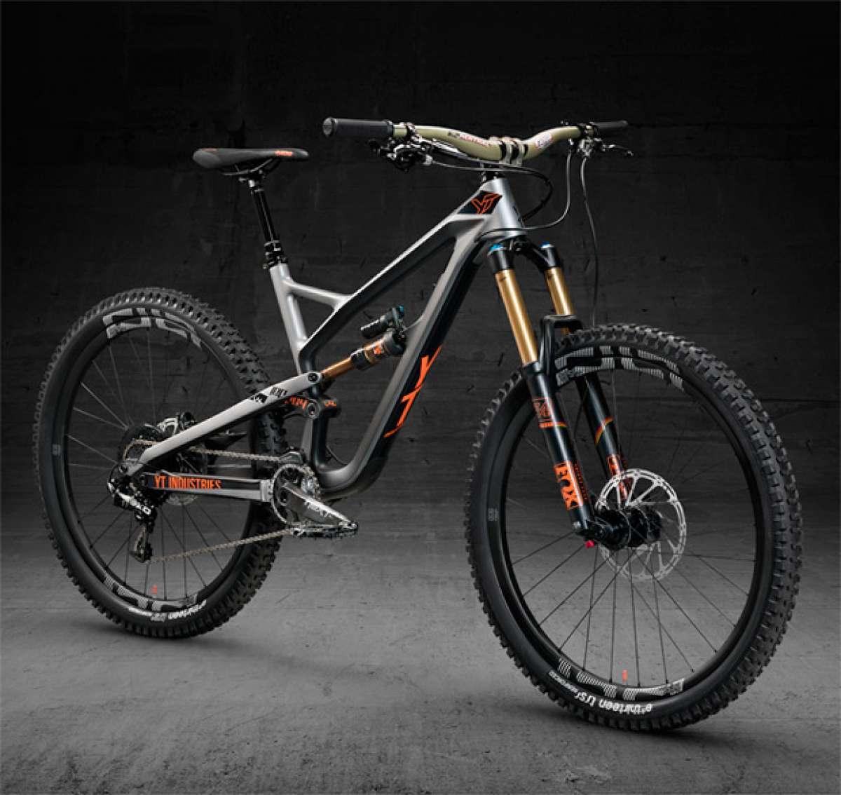 YT Jeffsy 27, ruedas de 27.5 pulgadas para la bicicleta más polivalente de la firma