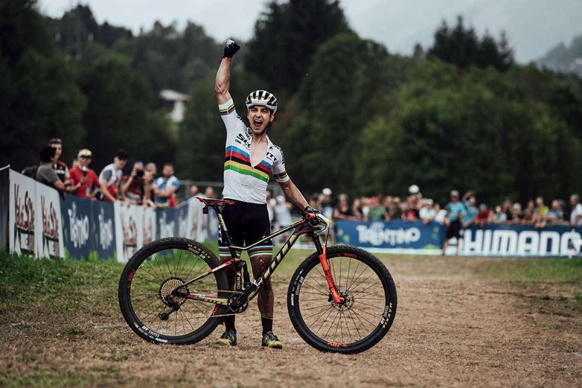 Los ganadores de 2017 de todas las disciplinas ciclistas de la UCI, en cuatro minutos