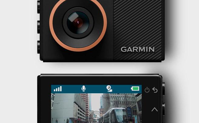 Garmin Dash Cam 45 y 55, las cámaras que todos los conductores deberían llevar en su coche