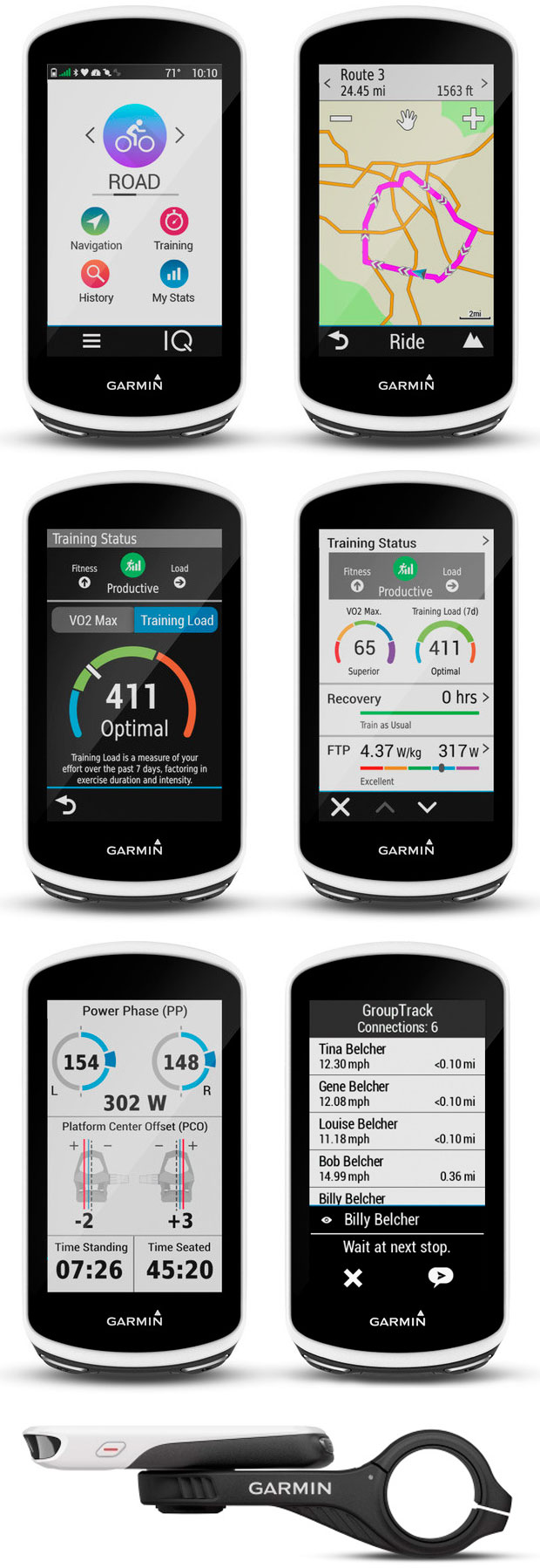 En TodoMountainBike: Pantalla más grande, mejor navegación y más métricas de rendimiento para el Garmin Edge 1030