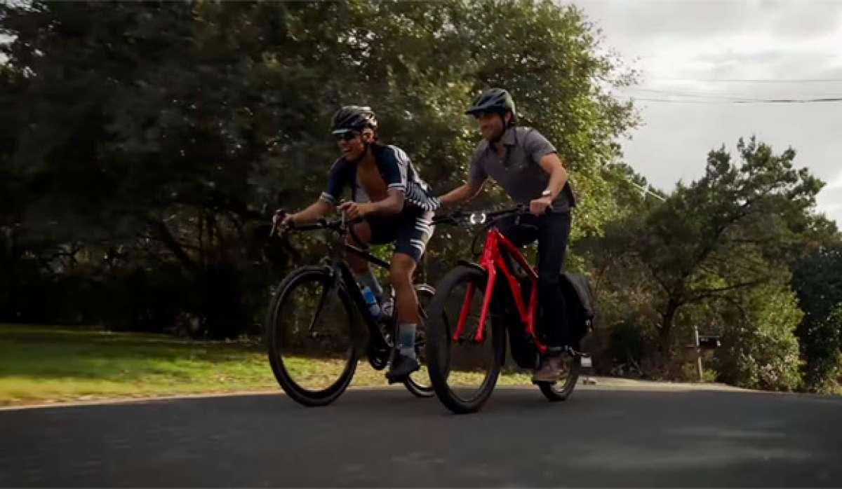 En TodoMountainBike: ¿Qué es y para quién es una bicicleta eléctrica? Gary Fisher nos lo explica