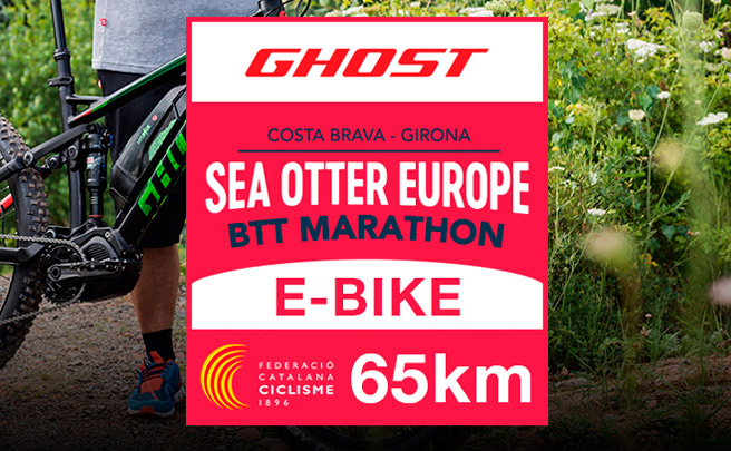 Ghost BTT Marathon 2017, la primera competición de e-Bikes avalada por la Federación Catalana de Ciclismo