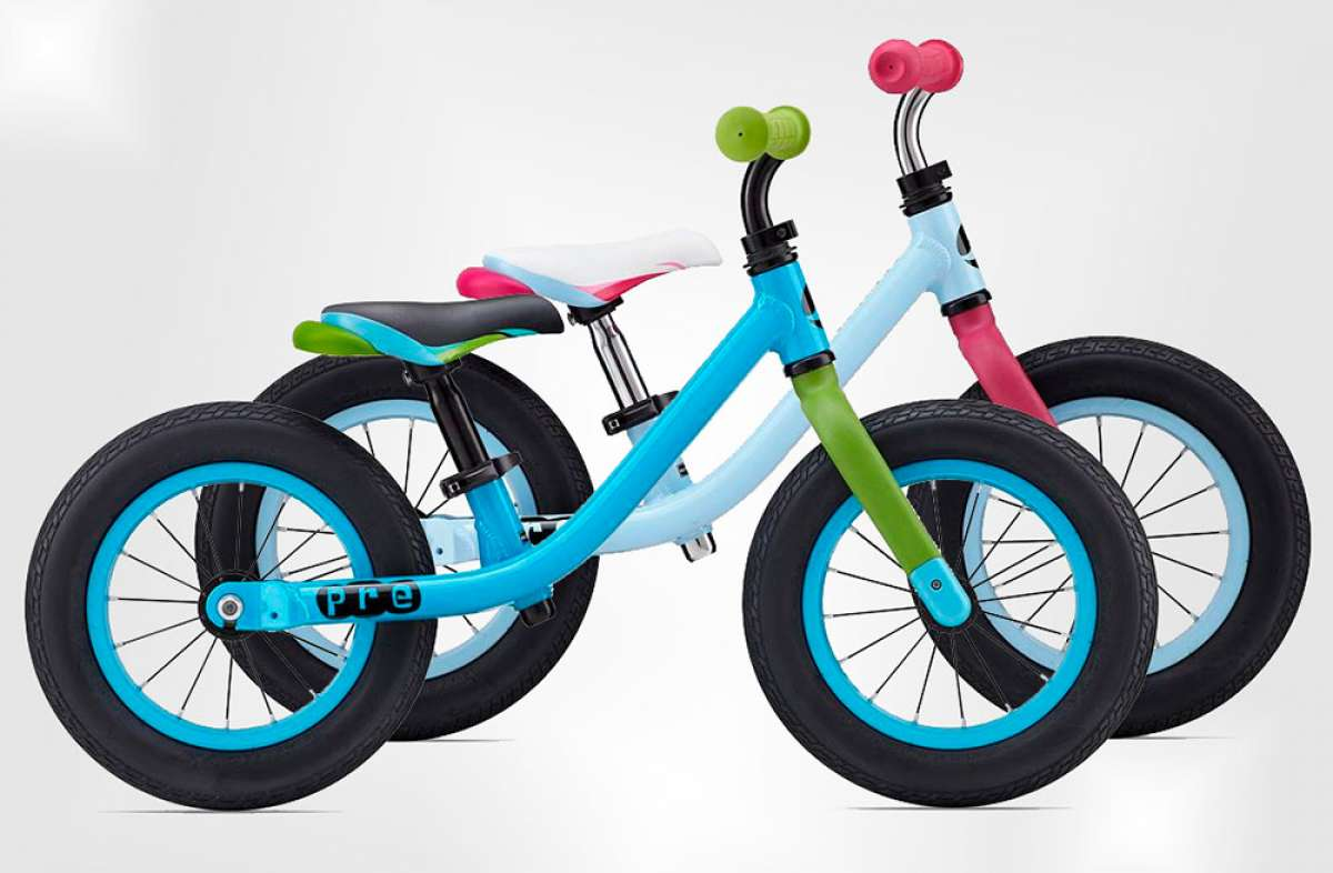 Giant Pre Push, la primera bicicleta para los más pequeños de la casa