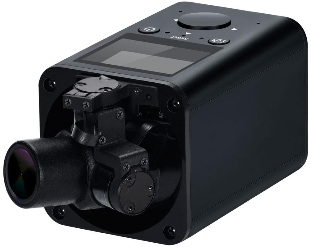En TodoMountainBike: GimbalCam, una cámara de acción 4K con estabilizador mecánico de 3 ejes integrado