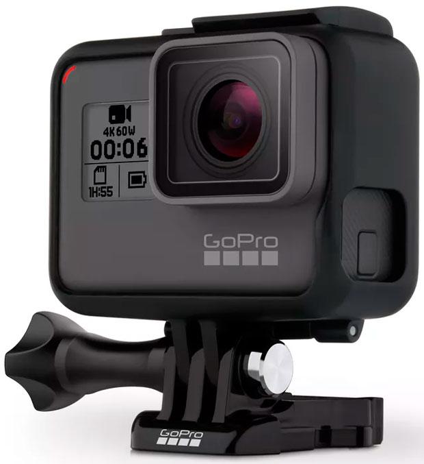 En TodoMountainBike: Detalles, características y precio de la GoPro HERO 6 Black