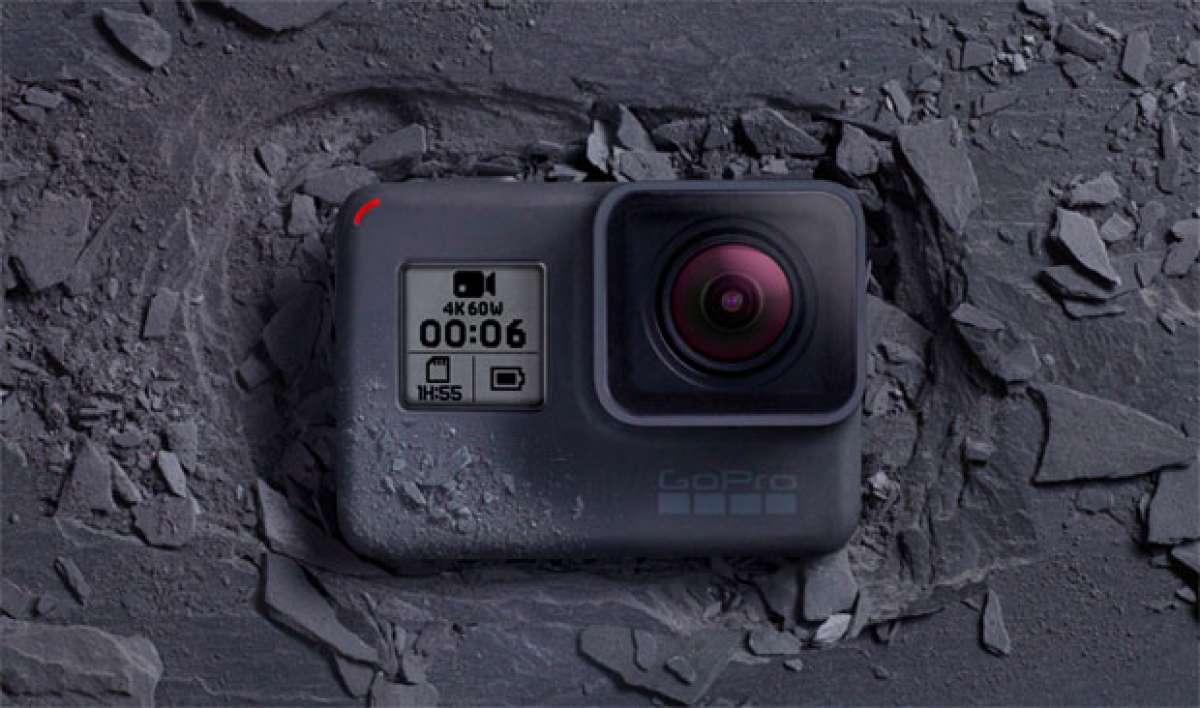 Detalles, características y precio de la GoPro HERO 6 Black