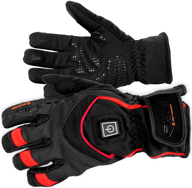 En TodoMountainBike: EKOÏ Heat Concept, guantes y cubrezapatillas calefactados para ciclistas frioleros