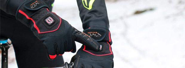 EKOÏ Heat Concept, guantes y cubrezapatillas calefactados para ciclistas frioleros