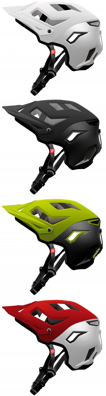 En TodoMountainBike: Hebo Origin, un polivalente casco de mentonera desmontable para amantes del All Mountain