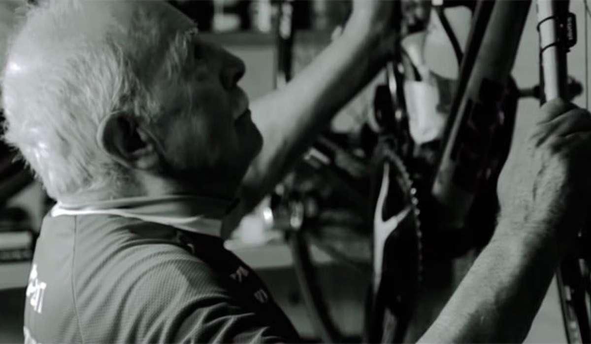 En TodoMountainBike: Quim Ferri, un ciclista de 91 años que tras tres paros cardíacos sigue pedaleando con más ganas que nunca