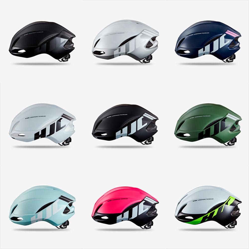 En TodoMountainBike: HJC Furion, un casco aerodinámico, ligero, ventilado y de diseño especialmente llamativo