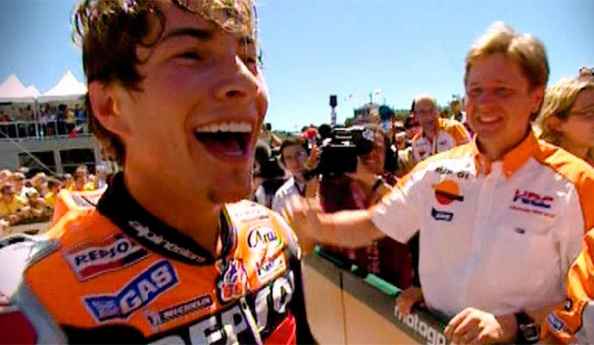 El precioso homenaje de MotoGP a la carrera de Nicky Hayden