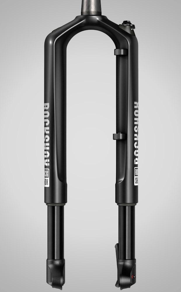 Cartucho actualizado, nueva estética y versión Trail para la horquilla invertida RockShox RS-1 2018
