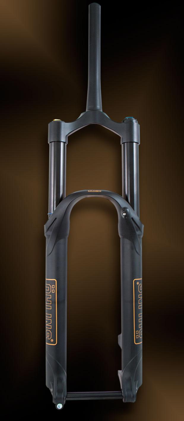Rendimiento máximo para bicicletas 29er de Enduro con la horquilla de muelles Öhlins RXF36 COIL
