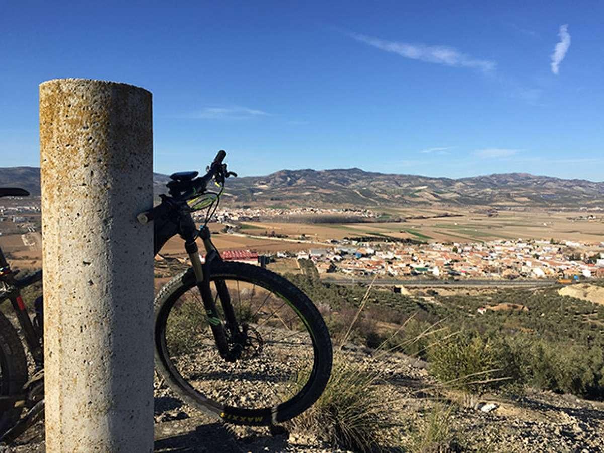 En TodoMountainBike: La foto del día en TodoMountainBike: 'Huétor Tájar (Granada)'