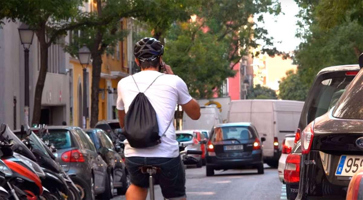 Las infracciones de tráfico más habituales entre los ciclistas: autocrítica constructiva