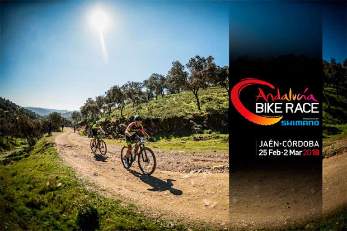 Abiertas las inscripciones para una Andalucía Bike Race 2018 con muchas sorpresas