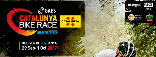 El recorrido de la GAES Catalunya Bike Race presented by Shimano 2017, al completo
