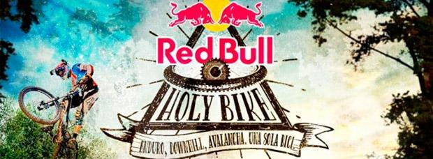Inscripciones abiertas para el Red Bull Holy Bike 2017