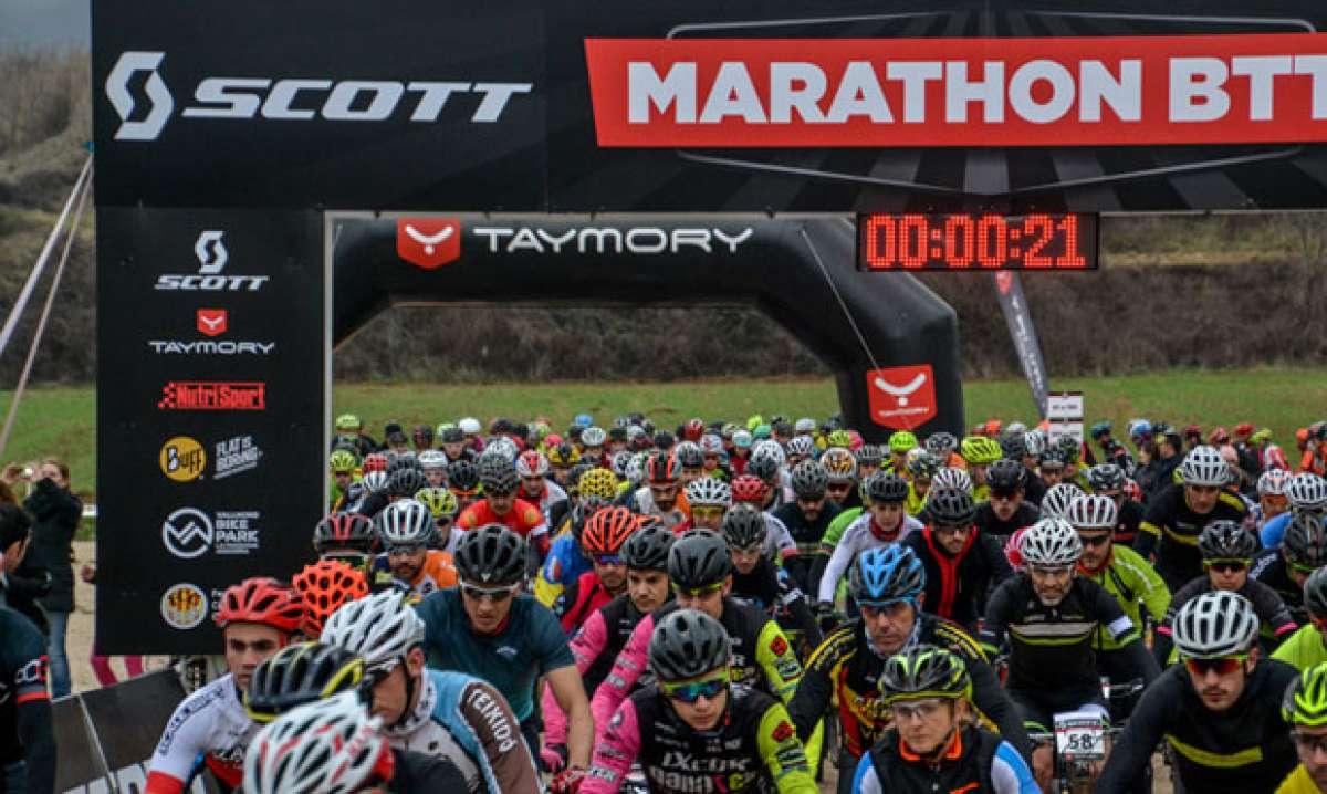 Se abren inscripciones para la SCOTT Marathon by Taymory de Aguilar de Segarra