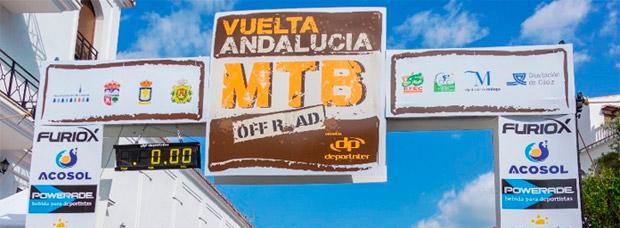 Inscripciones abiertas para la Vuelta Andalucía MTB 2017